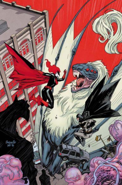 Batman Hombres Monstruo