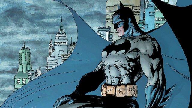 Batman Jim Lee