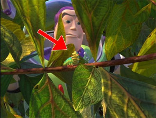Bichos en Toy Story