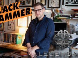 Black Hammer - Legendary - Jeff Lemire
