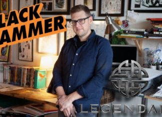 Black Hammer - Legendary - Jeff Lemire