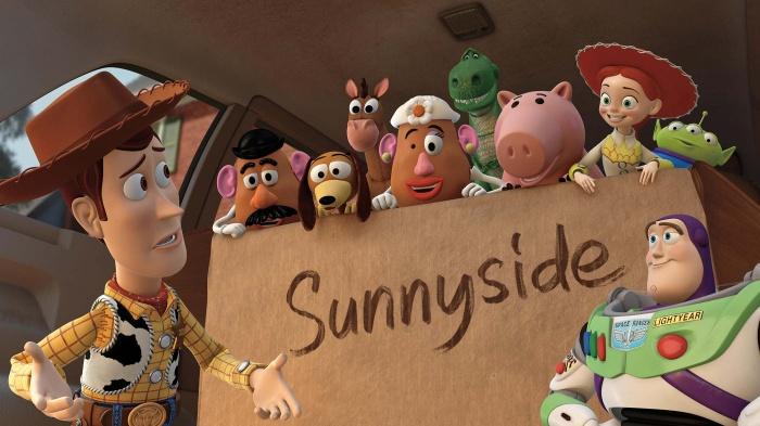 Caja a Sunnyside