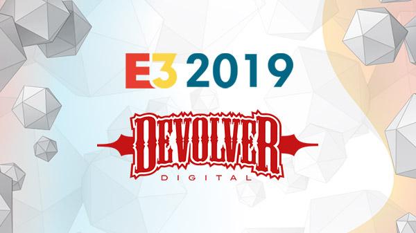 Devolver Digital - E3 2019