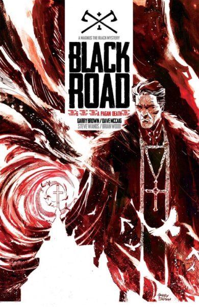 El camino negro