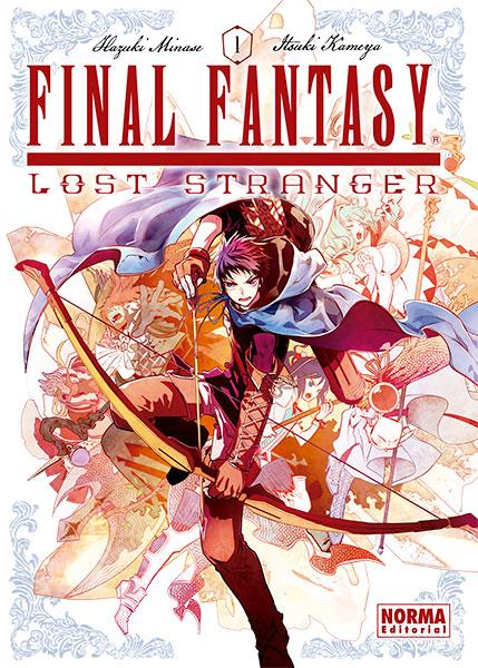 Final Fantasy Lost Stranger portada
