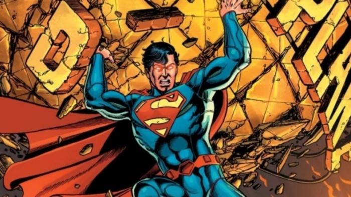 George Pérez - Superman - los Nuevos 52