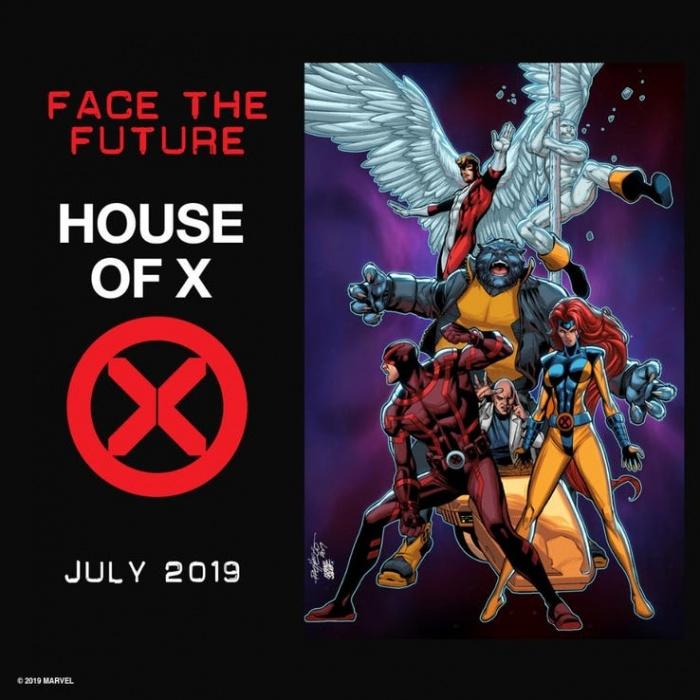 House of X X Men