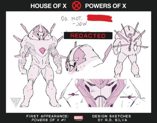 House of X4