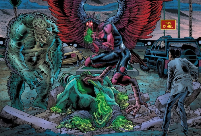Hulk finale
