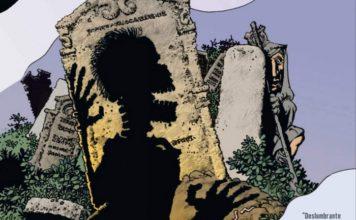 Sombras en la tumba - Richard Corben