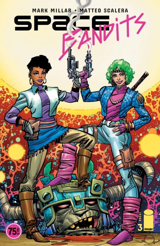 SpaceBandits.Vol1 Walt Simonson