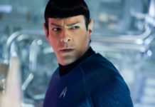 Zachary Quinto - Spock