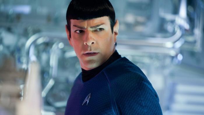 Zachary Quinto - Spock