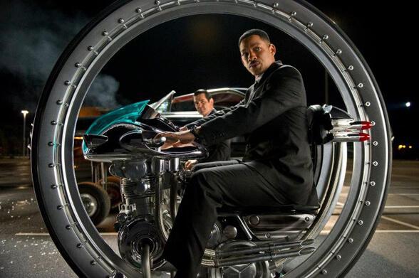 Will en la rueda
