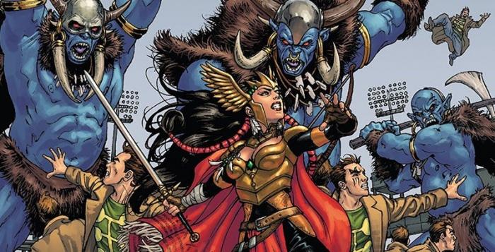 War of the Realms - X-Men