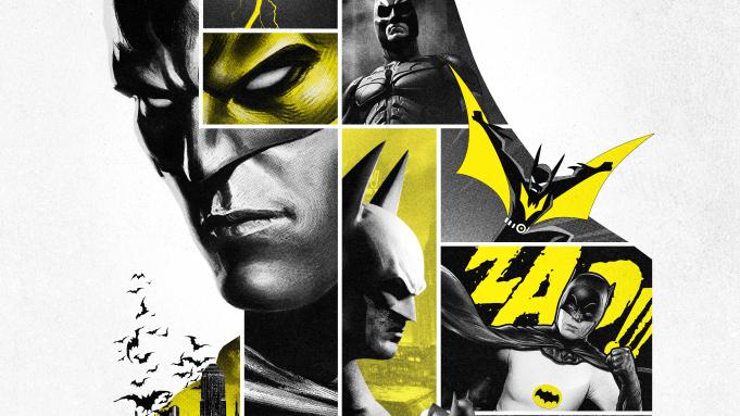 Batman 80 aniversario