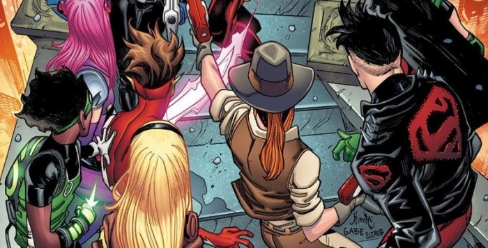 Bendis - Young Justice