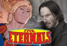 Keanu Reeves - Los Eternos