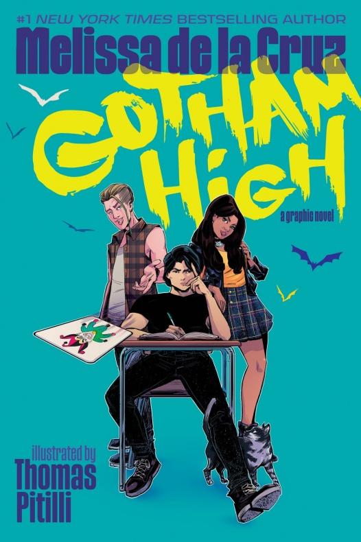 gotham high cover