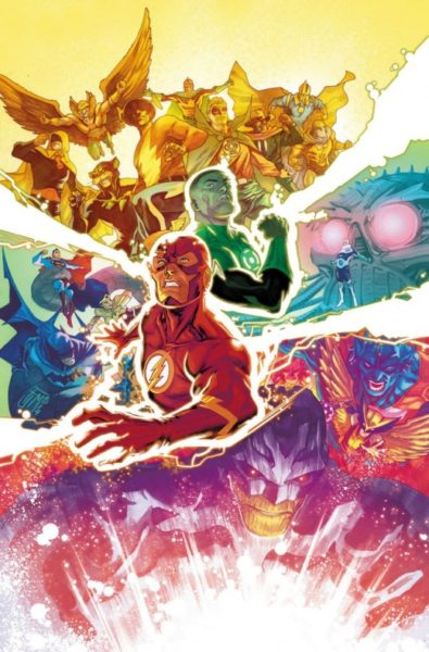 justice league 31 justice society of america cover