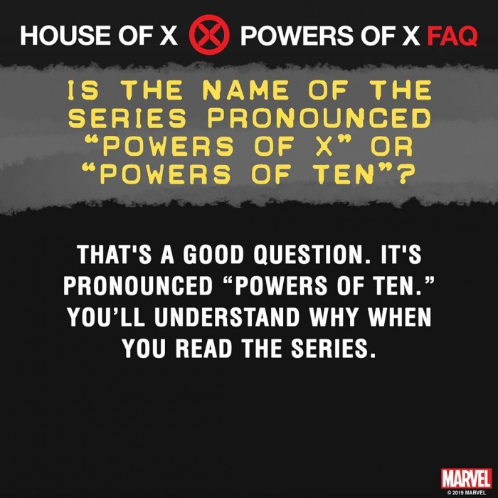 Faq powers 6