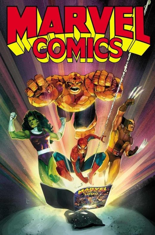 Marvel Comics #1001