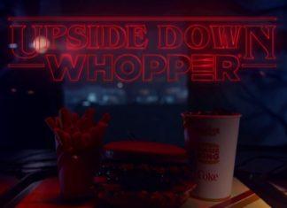 Burger King - Stranger Things