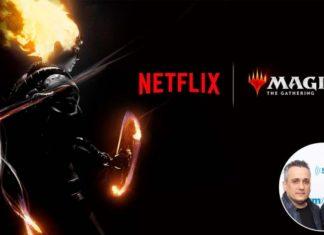 Magic Netflix