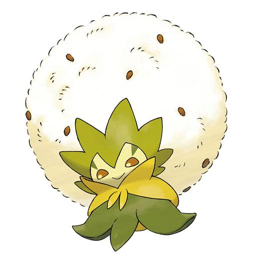 pokemon eldegoss