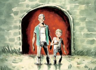 Frogcatchers - Jeff Lemire