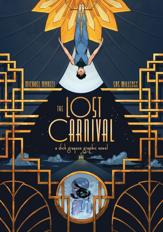 the lost carnival cover