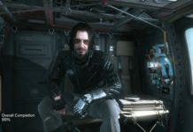 Keanu Reeves - Metal Gear Solid 5