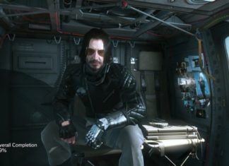 Keanu Reeves - Metal Gear Solid 5