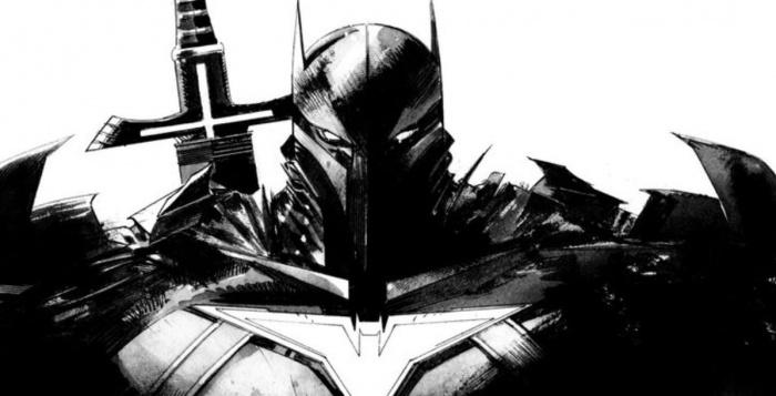 Batman Curse of the White Knight Azrael cover header