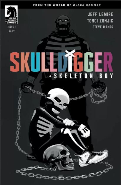 SKULL DIGGER + SKELETON BOY