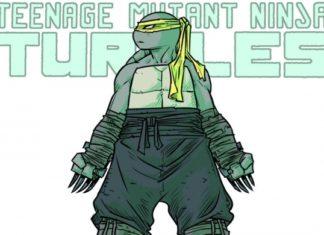 Sophie Campbell - Tortugas Ninja