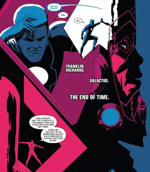 Galactus Franklin History Marvel Universe 1093