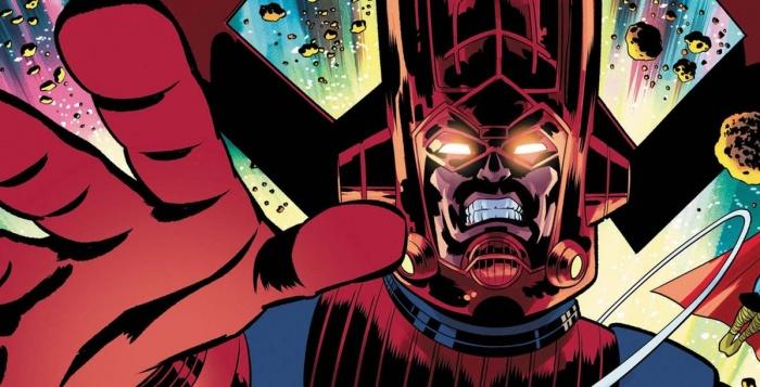 Galactus History Marvel Universe