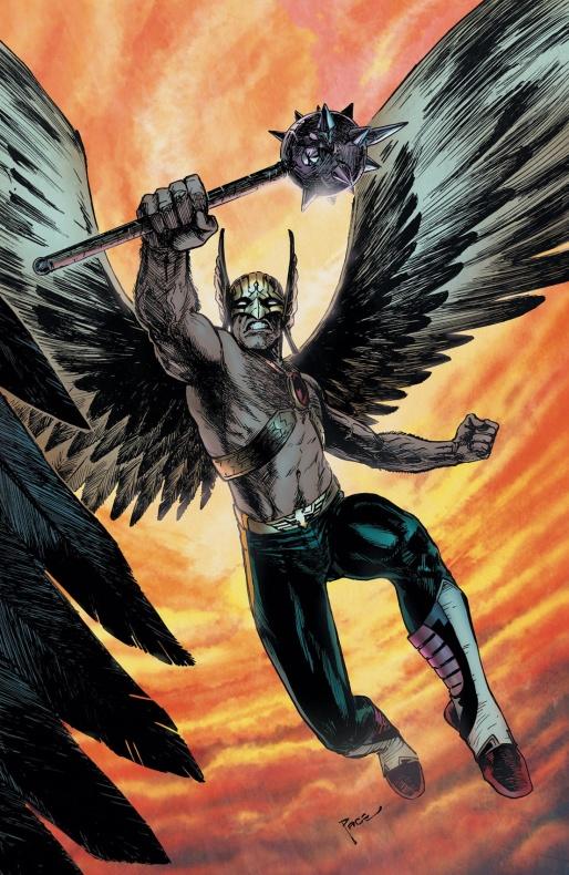 Hawkman 18 variant