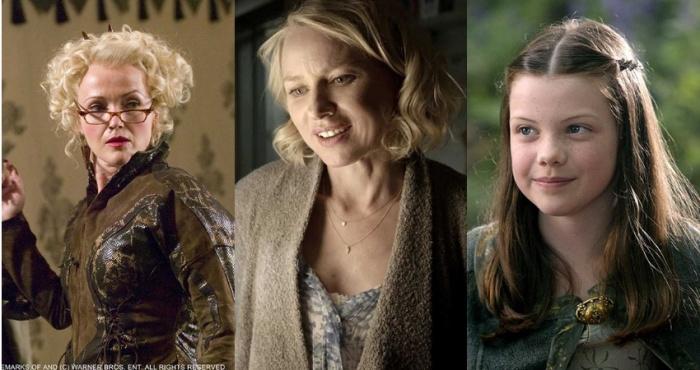 Miranda Richardson - Naomi Watts - Georgie Henley - reparto de la serie precuela de Juego de Tronos