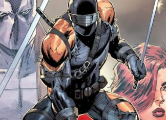 SNAKE EYES: DEADGAME