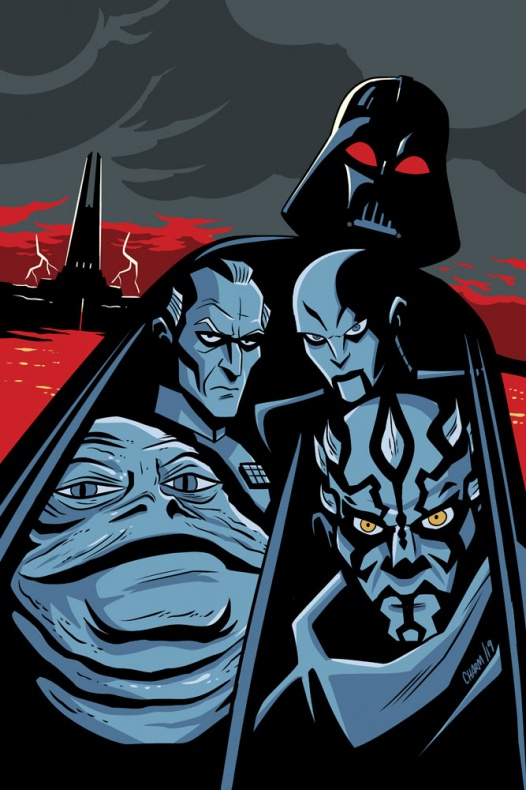 Return to Vader s Castle 1 IDW03