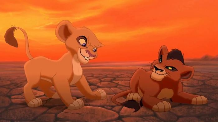 Rey león 2