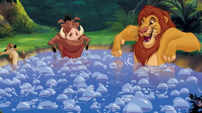 Rey león 3