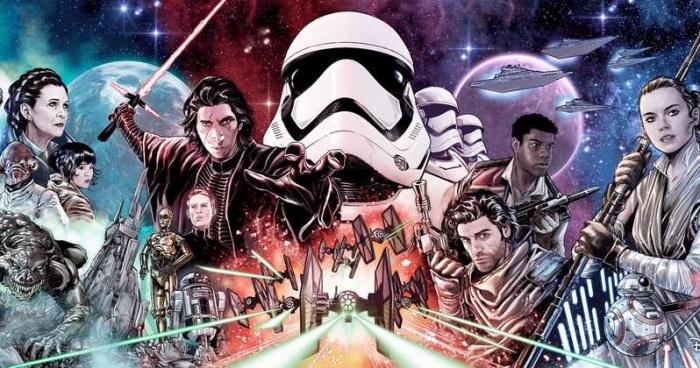 Marvel - Star Wars IX