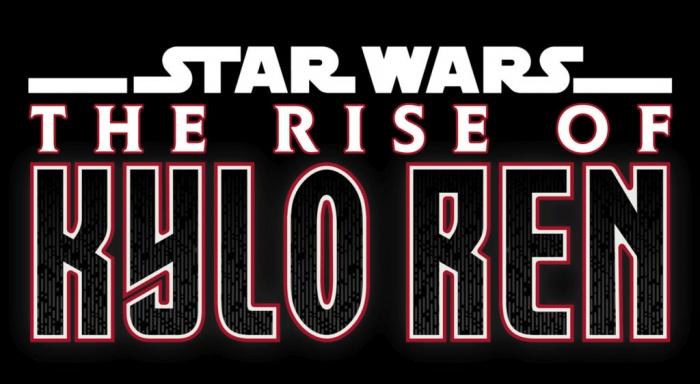 Rise of Kylo Ren logo Marvel02