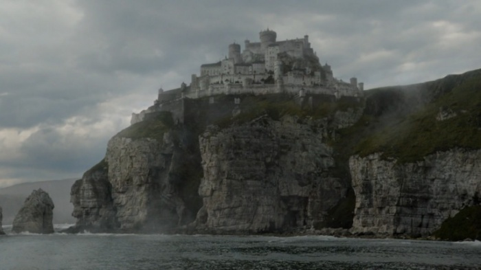 Roca Casterly en Juego de Tronos
