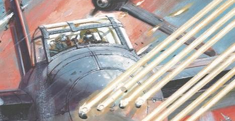Garth Ennis - Out of the Blue