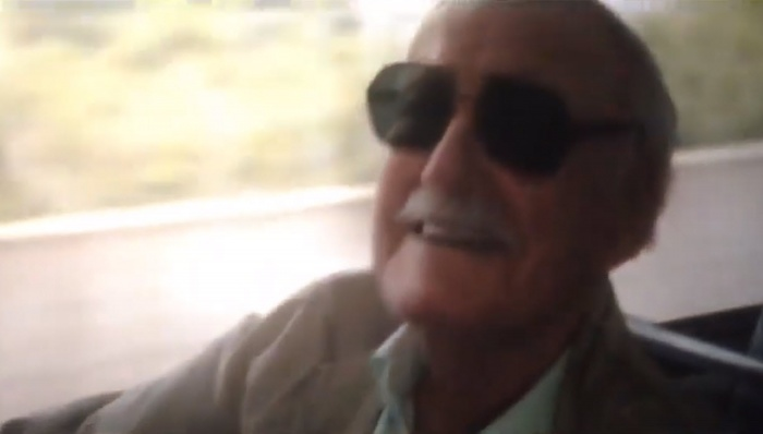 Stan lee en capitana marvel