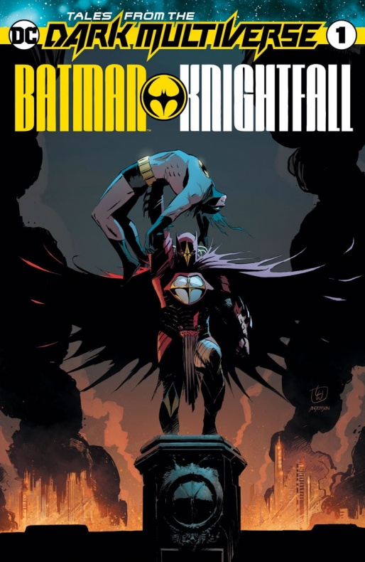 Tales from the Dark Multiverse: Batman: Knightfall # 1